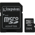 Kingston MicroSD Class 4 16GB Cards