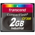 Transcend 300X 2GB Compact Flash Memory Cards
