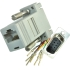 Emerson DB15 to RJ45 Modular Adapters