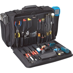 Network Manager's Tool Kit, 56 pc, soft zip case