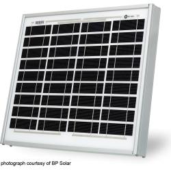 BP SX 420J 20 Watt Solar Panel