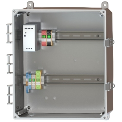 AC Only System Enclosure 55W/48V