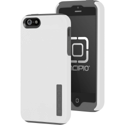 DualPro Case for Apple iPhone 5s/5 in White/Gray