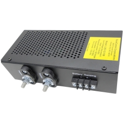 Low Voltage Disconnect 12 VDC 130 AMPS.