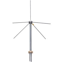 120-512 MHz Unity Gain Ground Plan Antenna