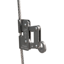 Cable Grab, for Stainless Steel, 3/8