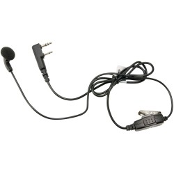 Clip Microphone w/Earphone