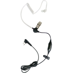 Earpiece, 1-Wire Star, Motorola /Blackbox Dual Pin