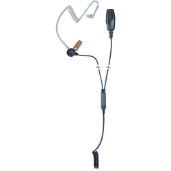 Earpiece, 2-Wire Patriot, Motorola