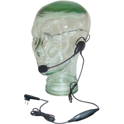 Headset, Lightweight Razor EF Johnson / Motorola