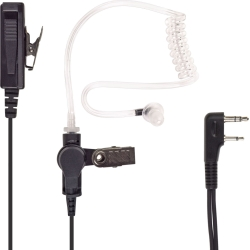 2-Wire Surveillance Earpiece, Kenwood