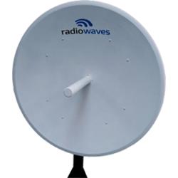 2.4-2.7 GHz 27.5dBi 4' Parabolic Dish, N Female