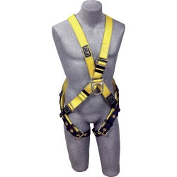 Cross Over Style Harness, 2 D, One size