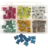 Fuse kit Mini ATM low profile assortment/70 pieces