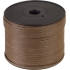 18ga 2 conductor Brown Zip Cord/1000 ft.