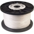 18ga 2 conductor White Zip Cord/1000 ft.