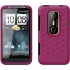 Smerge Silicone Case for HTC EVO 3D in Pink