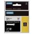 "White Poly. label tape,3/4"" x 18', DYMO/ 1 each"