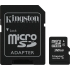 32GB MicroSD Memory Card,  Adapter Included