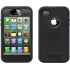 Defender Case for Apple iPhone 4S in Black