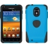 Aegis Case for Samsung SPH-D710 in Black/Blue