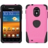 Aegis Case for Samsung SPH-D710 in Black/Pink