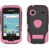 Aegis Case for Samsung SCH-R680 in Black/Pink