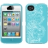 Eternality Defender Case, iPhone 4S in Teal/White