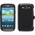 Defender Case for Samsung Galaxy S III in Black