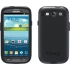 Commuter Case for Samsung Galaxy S III in Black