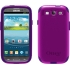 Commuter Case for Samsung Galaxy S III in Purple