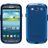 Commuter Case for Samsung Galaxy S III in Blue