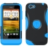 Aegis Case for HTC One V in Black/Blue