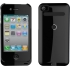 Wireless Receiver Case for iPhone 4/4S in Black