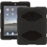Survivor Case for Apple iPad2/3 in Black