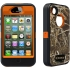 Camo Max 4 HD Defender Case iPhone 4S in Orange