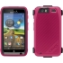 Defender Case for Motorola Atrix HD in Pink