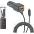 Charger,1A port+1A cord 12v vehicle,w/micro cable