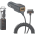 Charger,1A port+1A cord 12v vehicle,w/Apple 30pin