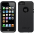 Commuter Case for Apple iPhone 5s/5 in Black/Black