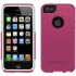 Commuter Case for Apple iPhone 5s/5 in Pink/White