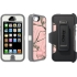 Camo AP Defender Case for Apple iPhone 5 in Pink