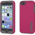 DualPro Case for Apple iPhone 5s/5 in Gray/Pink