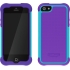 Shell Gel Case for Apple iPhone 5s/5, Teal/Purple