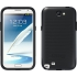 Commuter Case Samsung Galaxy NOTE 2 in Black/Black
