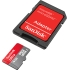 4GB MicroSDHC, SD Adapter Included