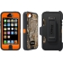 Camo AP Defender Case for Apple iPhone 5 in Blazed