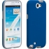 Tough Case Samsung Galaxy Note 2 in Blue/Grey
