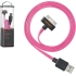chargesync Cable (USB A to MFI Connector), Pink