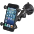 Twist Lock Suction Cup Mount with Universal X-Grip